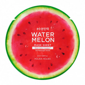 Watermelon Sheet Mask Lakštinė veido kaukė su arbūzų ekstraktu