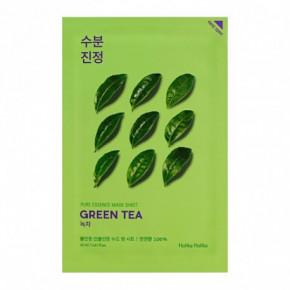 Holika Holika Pure Essence Mask Sheet Green Tea veido kaukė 20ml