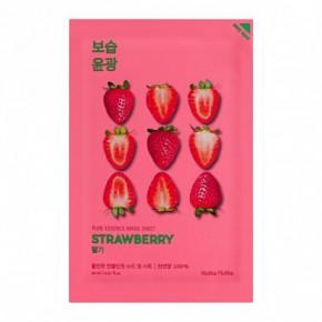 Holika Holika Pure Essence Mask Sheet Strawberry veido kaukė 20ml