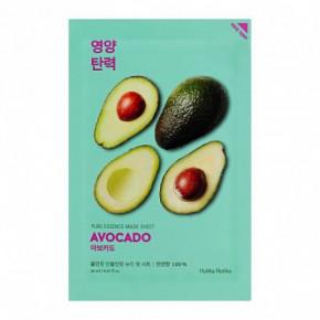 Holika Holika Pure Essence Mask Sheet Avocado veido kaukė 20ml