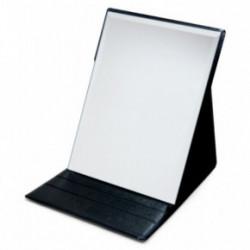 OSOM Professional Sulankstomas veidrodis didinantis 7x Juodas