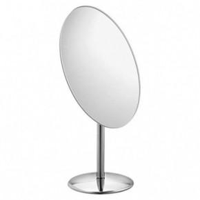 Sidabrinis veidrodis ant kojelės