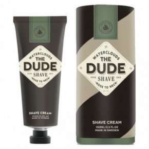 Waterclouds The Dude Shave Cream skutimosi kremas 100ml