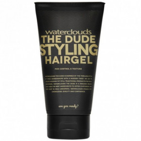 Waterclouds The Dude Styling Hairgel Plaukų želė 150ml