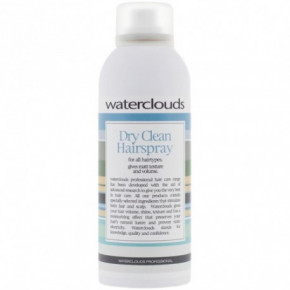 Waterclouds Dry Clean Hairspray Plaukų lakas 200ml