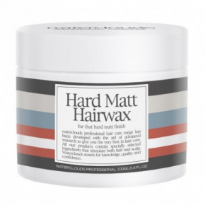 Waterclouds Hard Matt Hairwax Plaukų vaškas 100ml