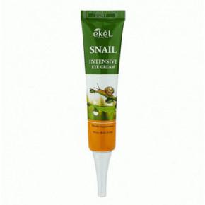 Intensive Eye Cream Snail Paakių kremas su sraigių mucinu