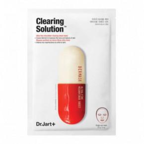 Dermask Micro Jet Clearing Solution Veido kaukė