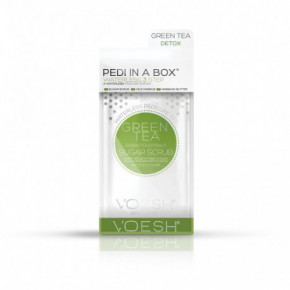 Waterless Pedi In A Box 3in1 Green Tea Extract Procedūra kojoms