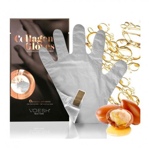 VOESH Collagen Gloves Kaukė rankoms su kolagenu 1 pora