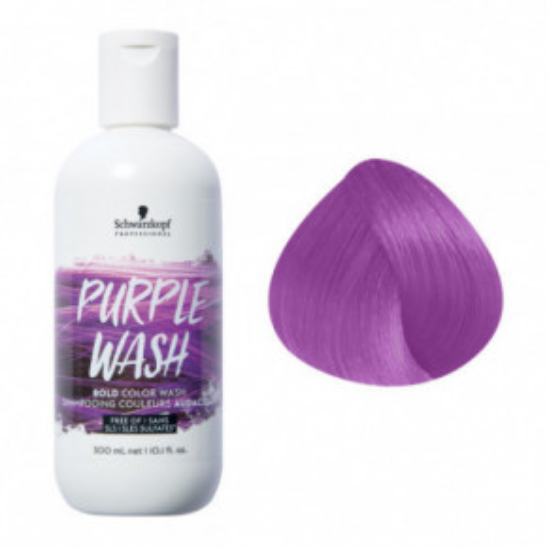 Bold Color Wash Dažantis plaukų šampūnas