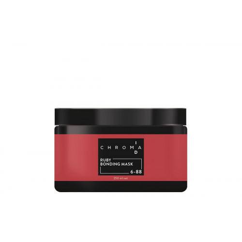 Schwarzkopf Chroma ID Bonding Color Mask Dažanti plaukų kaukė 250ml