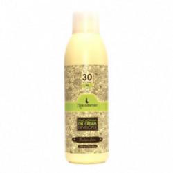 Macadamia Natural Oil Developer Lotion Oil Cream Oksidacinė emulsija 1000ml9%