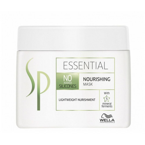 Wella SP Wella Sp Essential Nourishing Mask Maitinanti kaukė su mineralais 150ml