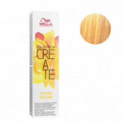 Wella Color fresh create semi permanent hair colour plaukų dažai 60mlFuture Yellow