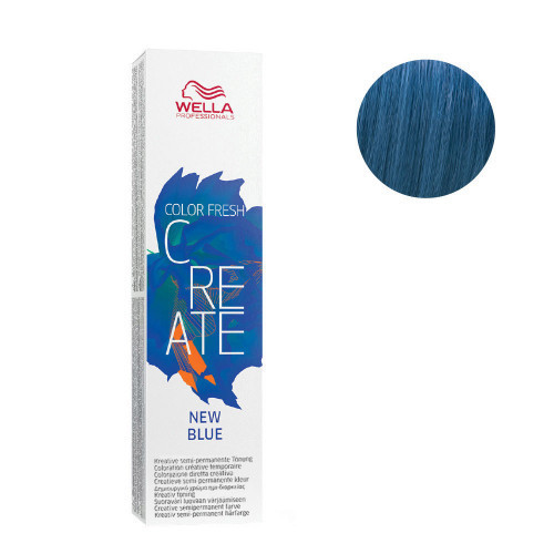 Wella Color fresh create semi permanent hair colour plaukų dažai 60ml