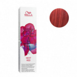 Wella Color fresh create semi permanent hair colour plaukų dažai 60mlNext Red