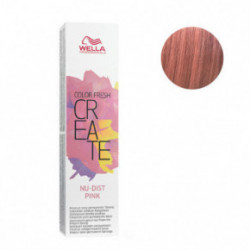 Wella Color fresh create semi permanent hair colour plaukų dažai 60mlNudist Pink
