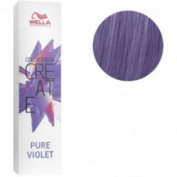 Wella Color fresh create semi permanent hair colour plaukų dažai 60mlPure Violet