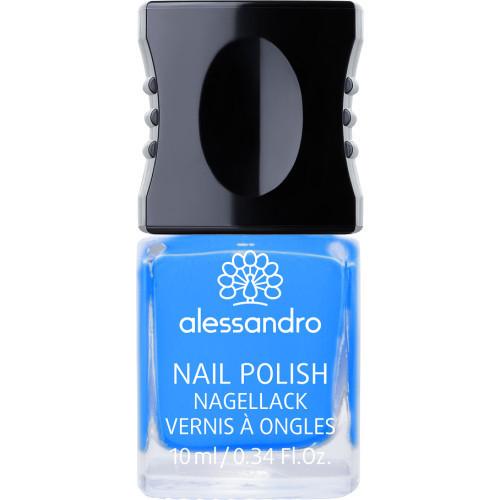 Alessandro Nail Polish Nagų lakas 10ml