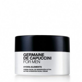 Germaine de Capuccini For Men Hydra-Elements Drėkinamasis veido kremas 50ml