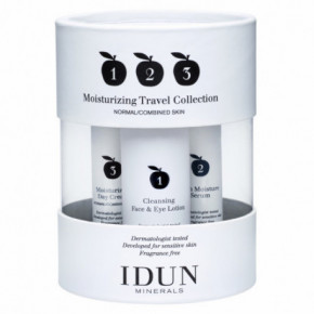 Moisturizing Travel Collection Kelioninis rinkinys