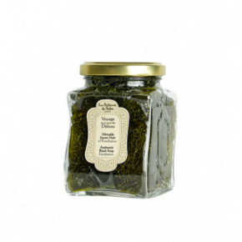 Authentic Black Soap Eucalyptus Juodas muilas su eukaliptu