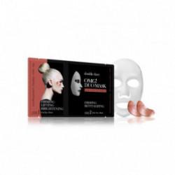 OMG Duo Mask Gold Therapy Veido priežiūros priemonių rinkinys