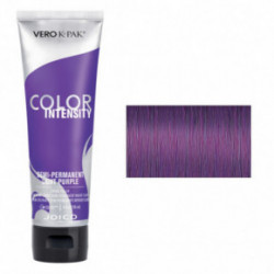 Joico Color Intensity Semi-Permanent Creme Color Pusiau permanentiniai plaukų dažai 118mlLight Purple