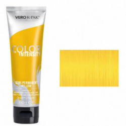 Joico Color Intensity Semi-Permanent Creme Color Pusiau permanentiniai plaukų dažai 118mlYellow