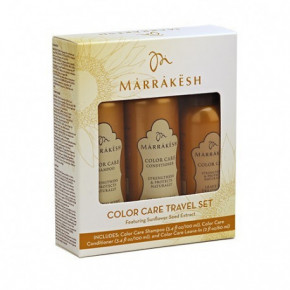 Marrakesh Color Care Kelioninis rinkinys