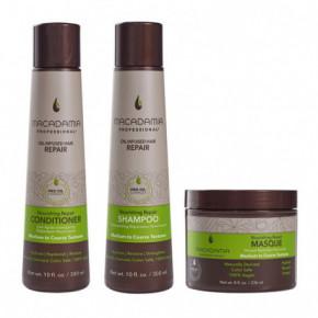 Macadamia Nourishing Repair Plaukų priežiūros priemonių rinkinys