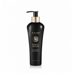 Royal Detox Shampoo Šampūnas imperatoriškam plaukų glotnumui ir absoliučiai detoksikacijai