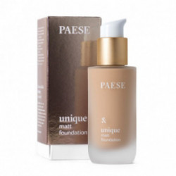 Paese Unique Matt Foundation Kreminė pudra 30ml605W Beige