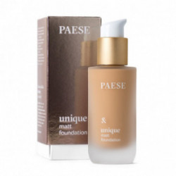 Paese Unique Matt Foundation Kreminė pudra 30ml606W Warm Beige