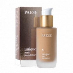 Paese Unique Matt Foundation Kreminė pudra 30ml607N Honey