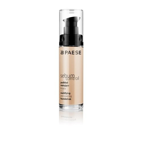 Paese Face foundations Sebum Control Kreminė pudra