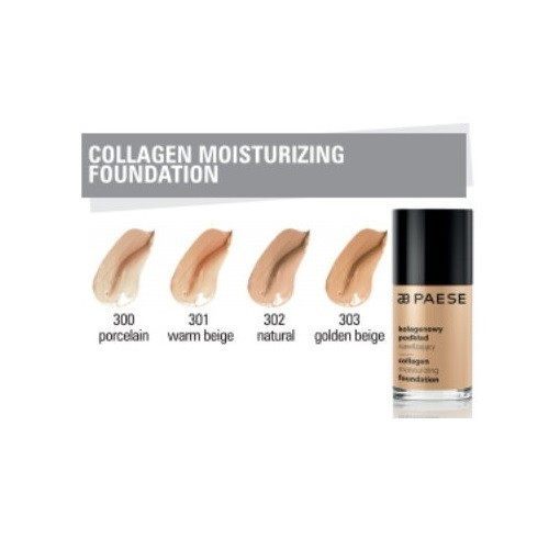Paese Face Foundations Moisturizing Kreminė pudra