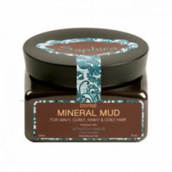 Saphira Divine Mineral Mud Curly Intensyviai drėkinantis, besipučiantiems plaukams mineralinis purvas