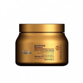 L'Oréal Professionnel Nutrifier Maitinamoji plaukų kaukė sausiems, nualintiems plaukams 500ml