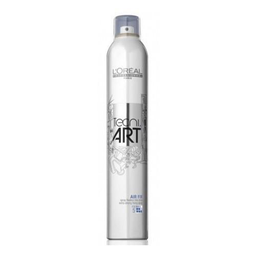 L'Oréal Professionnel Tecni Art Air Fix Stiprios fiksacijos plaukų lakas 400ml