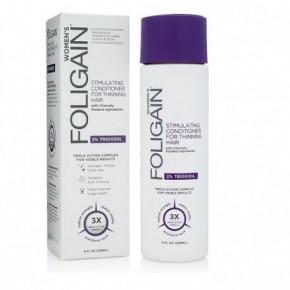 Foligain Hair Regrowth Conditioner Plaukų augimą skatinantis kondicionierius su 2% Trioksidiliu 236ml