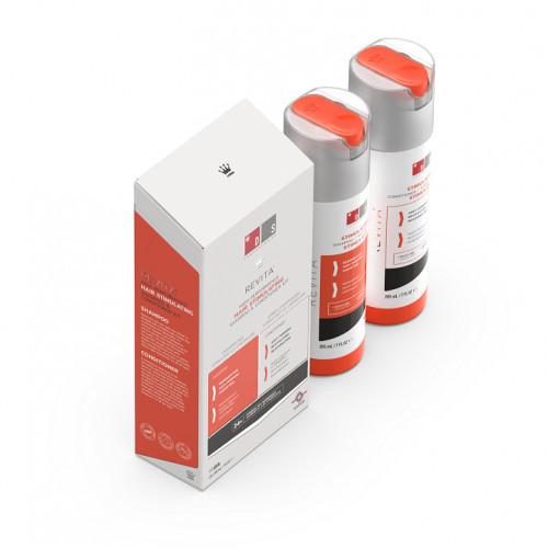 DS Laboratories REVITA Hair Growth Stimulating Shampoo & Conditioner Plaukų augimą skatinantis rinkinys
