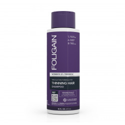 Foligain Hair Regrowth Shampoo Plaukų augimą skatinantis šampūnas moterims su 2% Trioksidiliu 473ml
