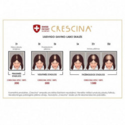 Crescina Transdermic Technology Complete Treatment 500 Woman Ampulių kompleksas moterims