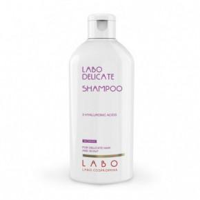 Labo Delicate Shampoo Šampūnas jautriai galvos odai ir plaukams, moterims
