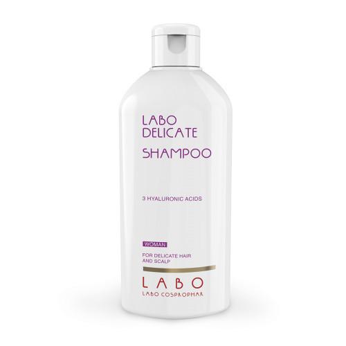 Crescina Labo Delicate Shampoo Šampūnas jautriai galvos odai ir plaukams, moterims 200ml