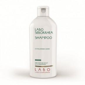 Labo Seborrhea Shampoo šampūnas seborėjos pažeistai galvos odai, moterims