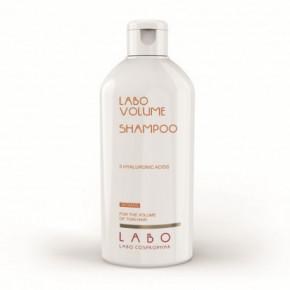 Labo Volume Shampoo Apimties suteikiantis šampūnas moterims