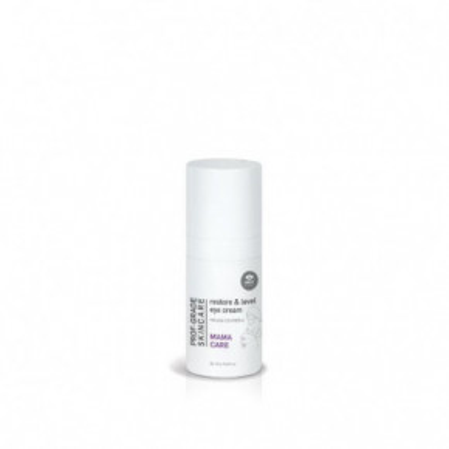 Mama Care Restore and Level Eye Cream Paakių odą atstatantis kremas
